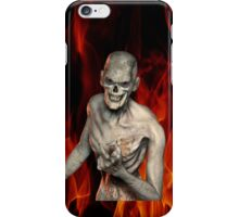 Zombie Horror .. iphone case iPhone Case/Skin