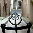 Lerwick Lanes, Shetland Isles by Lynn Bolt