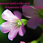 Happiness by BobJohnson