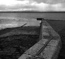 Out towards the Forth by mike  jordan.