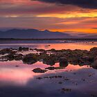 Arran Sunset by Paul Messenger