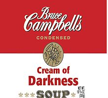 Bruce Campbells - Cream of darkness (iphone) by Phatcat
