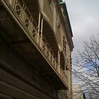 Ornate Balcony by Mark Roon-Reitmeier