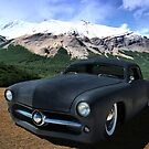 1949 Ford Custom Built Ute Pickup by TeeMack