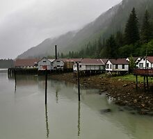 North Pacific Cannery by Curtis Cunningham