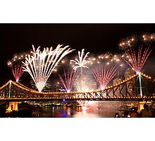 Riverfire 2011 Photographic Print
