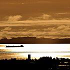 The Sleeping Giant Thunder Bay by Ravred