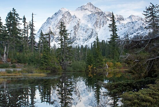 Heather Meadows Serenity by Dale Lockwood