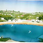 Camp  Cove, Sydney  harbour by taariqhassan