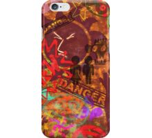 A Day's Journey Into a Waking Dream iPhone Case/Skin