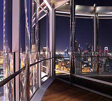 Burj Khalifa Mirrors by Sebastian Opitz