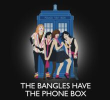 The Bangles have the phone box by Matt Mawson