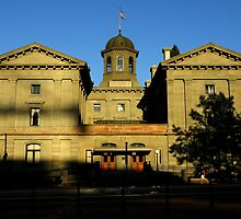 The Pioneer Courthouse by artisandelimage