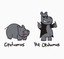 Hip Opotamus by Shteev