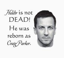 Haldir is not dead! Kids Clothes
