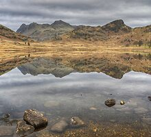 Blea Tarn-Rocks & Reflections by VoluntaryRanger
