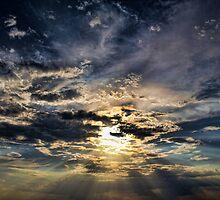Cloud 072411-68 by Carolyn  Fletcher