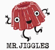 Mr Jiggles - Jello by Andi Bird