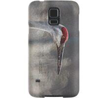 Crane Head Samsung Galaxy Case/Skin