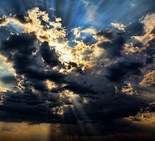 Cloud 080311-10 by Carolyn  Fletcher