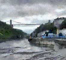 A Bristol scene by buttonpresser