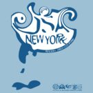 usa new york logo by rogers bros by usanewyork