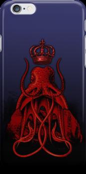 The King of Sea by Dmitri Arbacauskas
