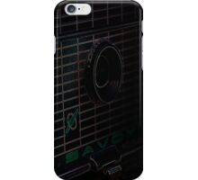 Savoy Vintage Camera iPhone Case/Skin