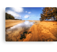Seaward Bound Canvas Print
