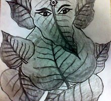 Lord Ganesha by milly331