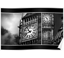 Big Ben   All in a Day's Work Poster