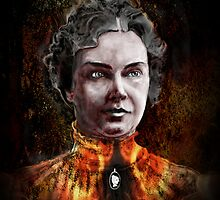 THE REAL AXE MURDERER ;LIZZIE BORDEN!  by Ray Jackson