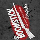 all new BOOMSTICK! by metalspud