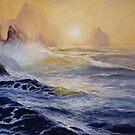 Twilight Mist  by Olga Gorbacheva
