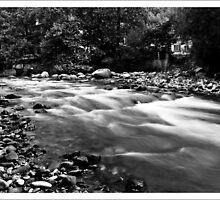 Waterscape River Rila by Mcekov