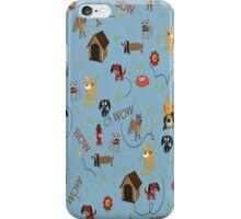 Dog House Bow Wow iPhone Case/Skin