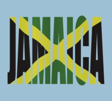 Jamaica + flag by stuwdamdorp