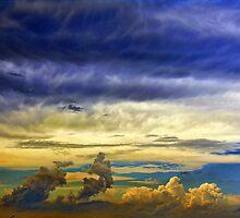 Cloud 072510-15 by Carolyn  Fletcher