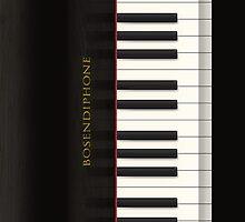 'Bosendiphone' Acoustic Piano by Alisdair Binning