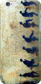 Ministry of Silly Walks iPhone Case by eyeshoot