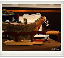 Parma Ham by Imagery