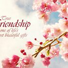 True Friendship (Card) by Tracy Friesen