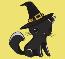 Myu the Candyfloss Cat... on Halloween! Kids Clothes