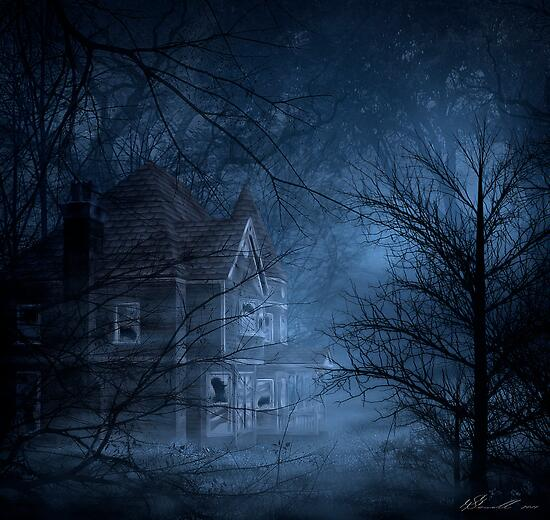 Haunted Place by Svetlana Sewell