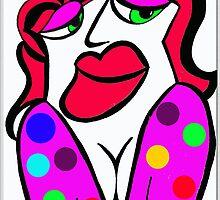 Hey, Diva Girl... © by Dawn M. Becker