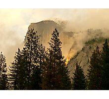 "Gold ""Rush"" in Yosemite National Park Photographic Print"
