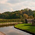 Cauldon Canal by Aggpup