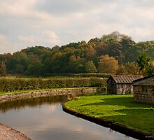 Cauldon Canal by David J Knight