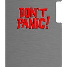 Don't Panic by Brian Edwards
