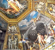 Sistine Chapel ceiling -3 by katyork17